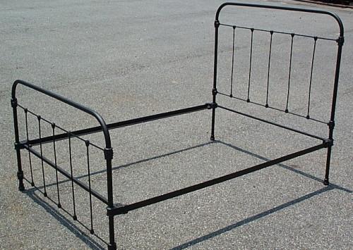 Powder Coated Antique Bed Frame : Zen Cart!, The Art of E-commerce